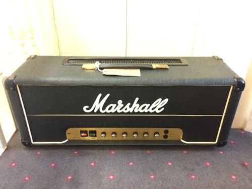 1980 Marshall JMP Lead Master Volume 100w Head Model #2203