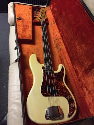 1966 Fender Precision Bass