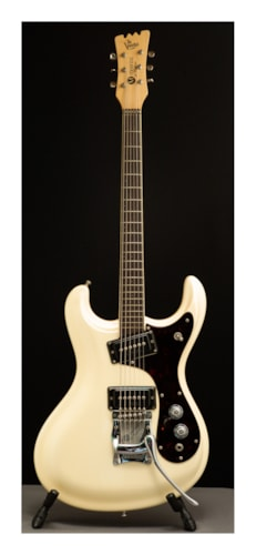 1965 Mosrite Ventures Model with Mosley Tail