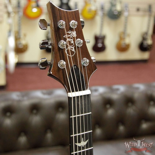 2018 Paul Reed Smith SE Paul Reed Smith PRS SE All-New 2018 Electric Acoustic TX20E Ebony Fretboard Natural