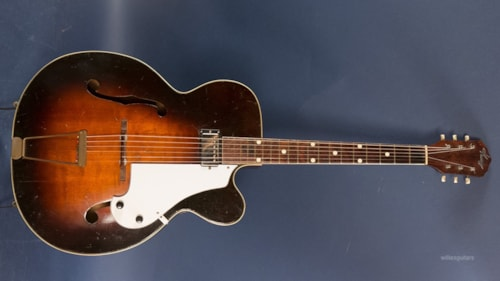 1948 Kay Archtop
