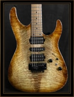 Tom Anderson Angel with Private Reserve Maple Top