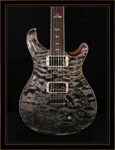 Paul Reed Smith Wood Library DGT with Maple Neck & Quilt Top