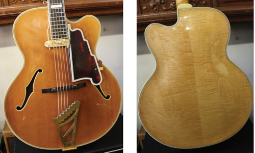 1958 D'ANGELICO  Excel
