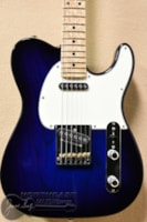 G&L ASAT Classic Light weight Swamp Ash Guitar in Blueburst