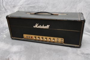 1972 Marshall JMP Super Lead 100w Head Model #1959