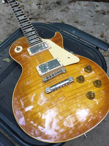 2010 Gibson/Historic Makeovers jimmy page burst 59 r9