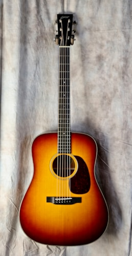 2018 Collings  D1 Baked Top