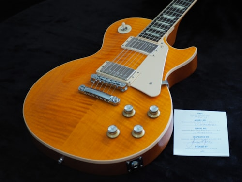 2013 Gibson Les Paul Standard with Upgrades