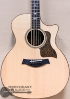 Taylor 714ce Grand Auditorium Acoustic Electric Gutiar with V-Class Bracing
