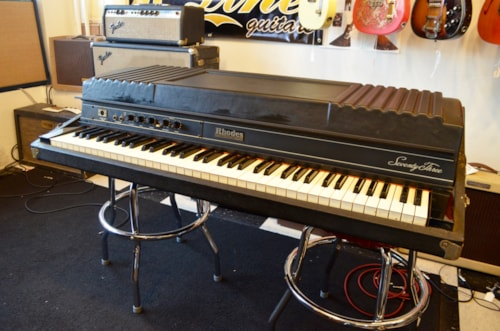 1982 Rhodes 73 Stage Piano