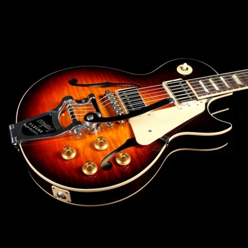 2015 Gibson ES-Les Paul Faded Bourbon Burst 2015