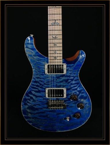 Paul Reed Smith Wood Library DGT with Quilt Top and Maple Neck & Fretboard
