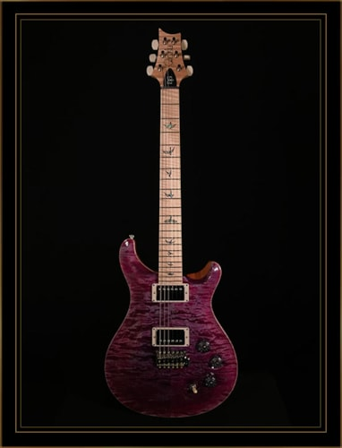 Paul Reed Smith Wood Library DGT with Quilt Top, Maple Neck & Fretboard