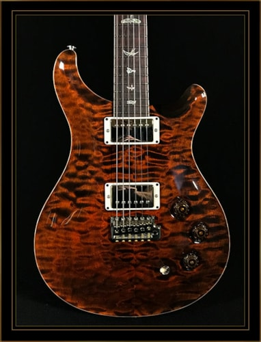 Paul Reed Smith Wood Library DGT with Quilt Top and Maple Neck