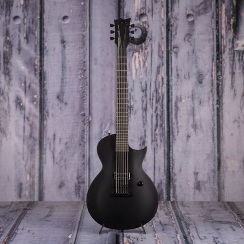 ESP LTD EC-Black Metal, Black Satin