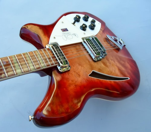 2000 Rickenbacker Carl Wilson Limited Edition 360 CW 12