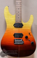 Ibanez AZ242F Premium Electric Gutiar in Tequilla Sunrise Gradiation