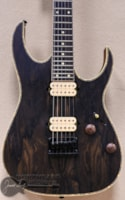 Ibanez RG Exotic Wood 521 Electric Guitar with Ziracote Top in Natural Flat