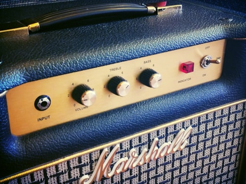 2012 Marshall JMP-1C Combo Amplifier - 50th Anniversary