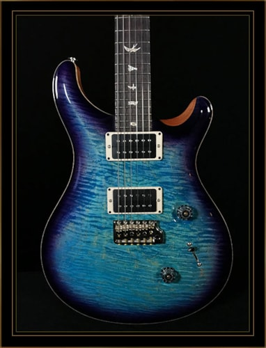 Paul Reed Smith Custom 24 with 10 Top Flame Maple
