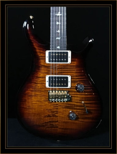 Paul Reed Smith Custom 24 with 10 Top and Maple Neck