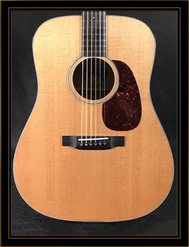 Collings D1 with Baked Sitka Spruce Top