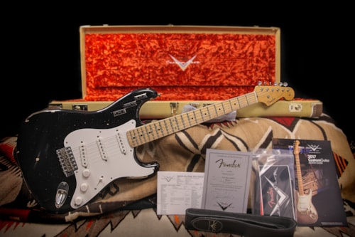 2017 Fender Howard Reed Private Collection Stratocaster