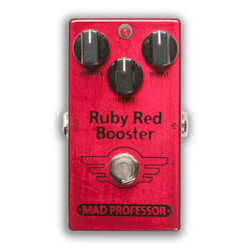 2018 Mad Professor Ruby Red Booster