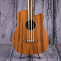 Gold Tone M-Bass25 Acoustic/Electric Microbass, Natural