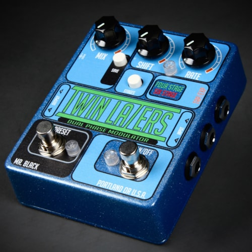 Mr. Black Twin Lazers/In Stock Ready To Ship!