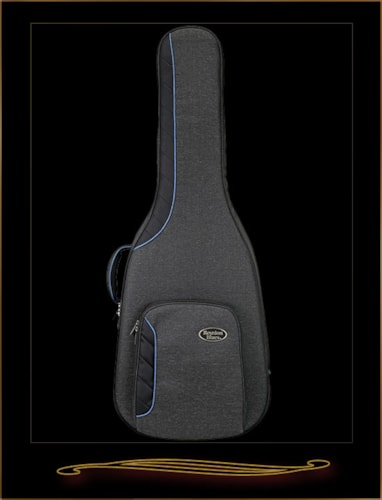 Reunion Blues RBCC3 Continental Voyager Small Body Gig Bag