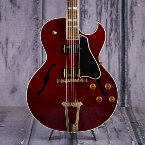 2005 Gibson ES-175D Semi-Hollowbody, Wine Red