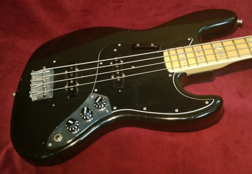 1979 Fender Jazz Bass