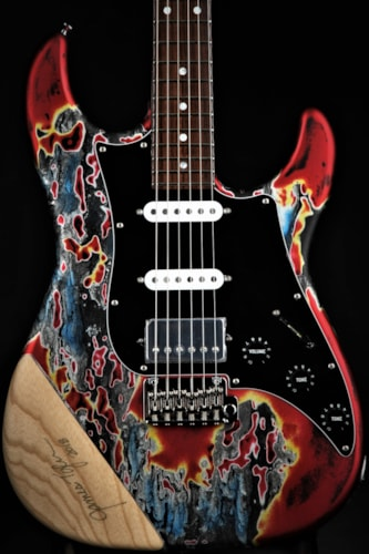 James Tyler Studio Elite Burning Water 25th Anniversary Limited Edition