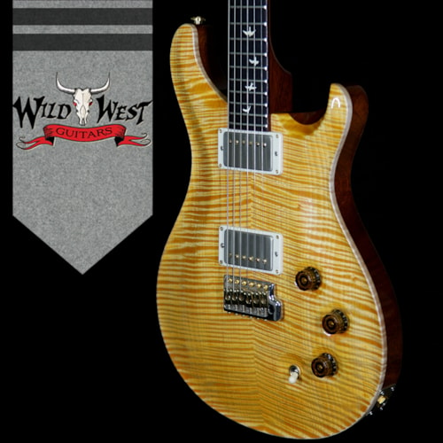 2012 PRS - Paul Reed Smith PRS Private Stock #4072 DGT Flame Maple Top Ebony Fingerboard Apricot