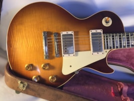 53-59 Gibson  Les Paul Conversion