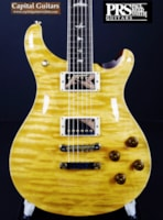 """2018 PRS McCarty 594 Wood Library """"10 Top"""" One Pc Quilt, Brazilian FB"""