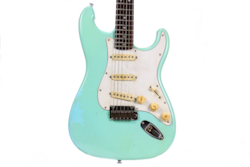2018 10S ICC ST 60s Style Daphne Aged Electric Guitar