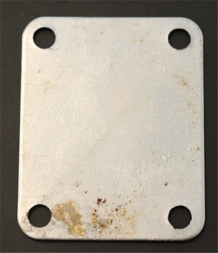 ~1952 Fender Early 50's Telecaster, Nocaster, Esquire Neck Plate