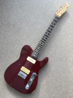 1980 Rory Gallagher Custom Built Telecaster