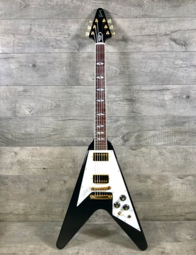 1992 Gibson Jimi Hendrix Hall of Fame Flying V