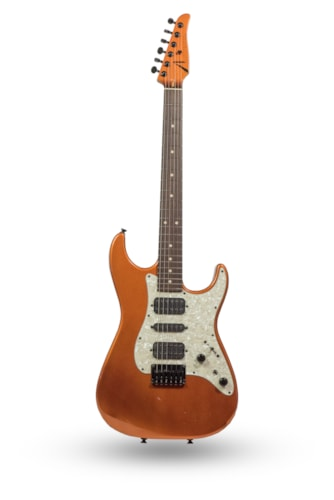 2017 Tom Anderson Guitarworks The Classic Short