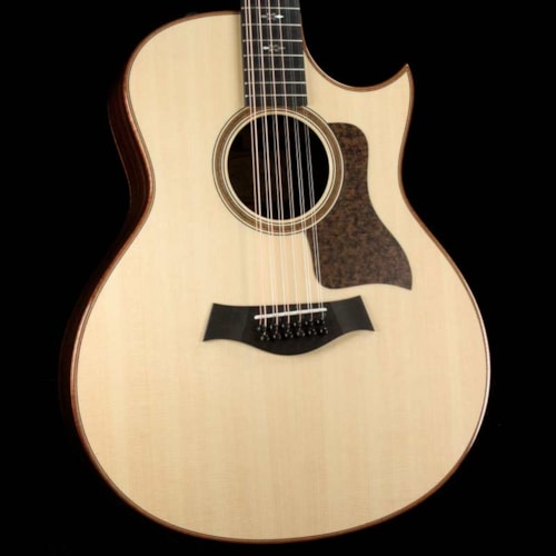 Taylor 756ce Grand Symphony 12-String Acoustic Guitar Natural