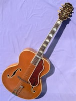 1945 Epiphone Deluxe: New Orleans Jazzer, Huge Voice!