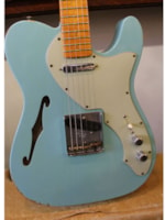 FENDER  Telecaster Thinline Custom Shop Relic