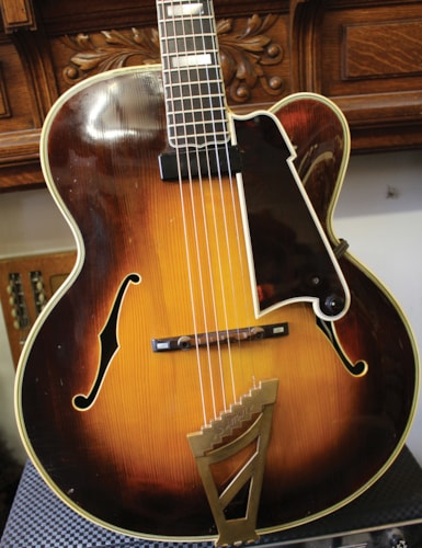 ~2003 Mark Simon D'Angelico style D'Angelico style Excel