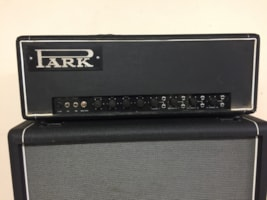 1969 Park - Marshall 150w Plexi Valve Amplifier Head made by Marshall