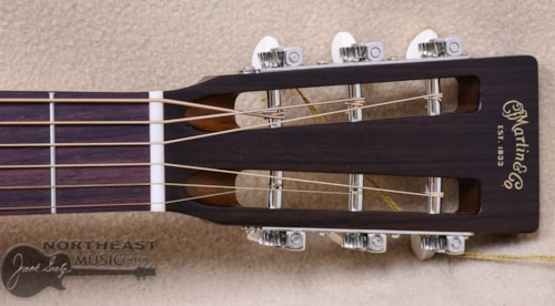 C.F. Martin Martin Custom 00-12 With Flamed Mahogany Top, Back, and Sides & East Indian Rosewood Fretboard - SN2199359