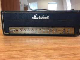 1966 Marshall JTM 50 MkIII Super PA Model #1963 (like JTM 45)